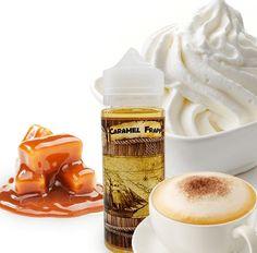 Caramel Frapp by ... eJuice Distributor http://vaperanger.com/products/caramel-frapp-by-high-class-vape-co-budget-line-e-liquid?utm_campaign=social_autopilot&utm_source=pin&utm_medium=pin