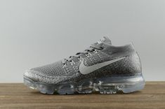 Nike Air Vapormax Flyknit Asphalt Grey 849558 002 2018 Where To Buy Shoe Best Sneakers, Air Max Sneakers, Sneakers Nike, Buy Shoes, Nike Shoes, Lebron 15 Shoes, Boost Shoes, Shoe Websites, Popular Shoes