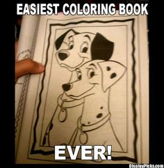 MY SISTER HAD THAT COLORING BOOK!!
