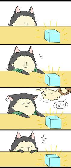 Temptation || Loki || Cr: SORA