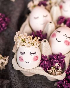 Uskršnji favoriti i nedovršeni detalji - More Less Ines Easter Egg Designs, Easter Crafts For Kids, Easter Ideas, Egg Crafts, Bunny Crafts, Diy Easter Decorations, Easter Centerpiece, Egg Decorating, Easy Diy Crafts