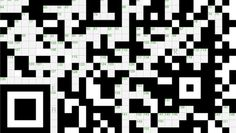 A Crossword Puzzle That Doubles As A QR Code