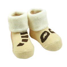 Turn Cuff Baby /& Toddler Ankle Socks Anti slip Infant Girl and Boy Cotton Socks