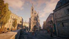ArtStation - Assassin's Creed Unity - Level Art Louvres, Alexis Dumas