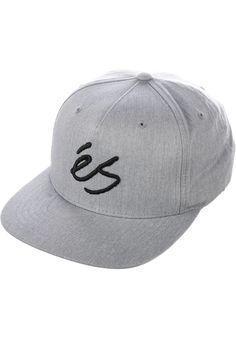 ES Script-Snapback - titus-shop.com  #Cap #AccessoriesMale #titus #titusskateshop