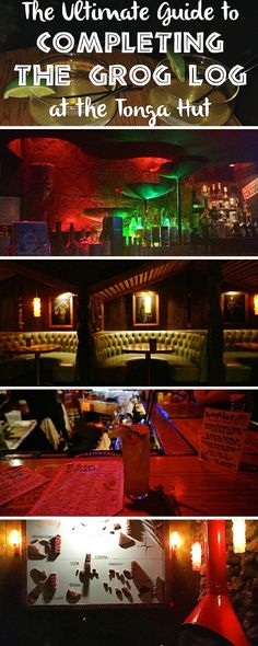 Live in the LA area and want to embark on a year-long adventure where you get to try 78 different tiki drinks? You should consider doing the Grog Log at the Tonga Hut! Now that we've officially completed it, we're filling you in on all of the details and our tips. Click through to learn more!