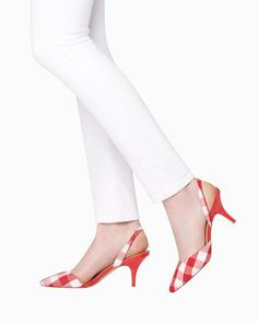 I despise white pants but I LOVE these shoes