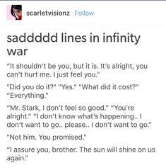 #infinitywarspoilers