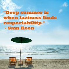 "We hope our friends enjoy a truly ""summer"" weekend."