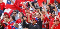 Poco a poco el público comienza a llegar al Nacional para el duelo entre Chile y Perú - BioBioChile