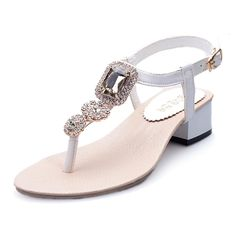 DEESEE(TM) Women Fashion Summer Flat Flip Flops Sandals Loafers Bohemia Shoes -- See this great product.