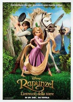 Rapunzel - L'intreccio della torre - streaming | Serie TV Italia