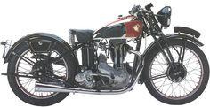 Zawieszone siedzenie Coventry Eagle z 1937 roku. British Motorcycles, Vintage Motorcycles, Cars And Motorcycles, Coventry, Classic Bikes, Classic Cars, Motorized Bicycle, Bobber Motorcycle, Vintage Bikes