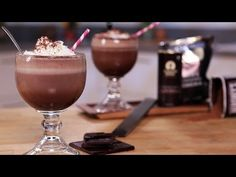 Serendipity 3's Frozen Hot Chocolate Recipe | Eat the Trend - YouTube