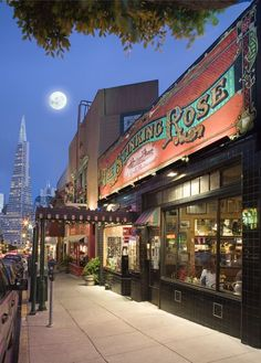 The Stinking Rose  325 Columbus Ave.  San Francisco, CA  94133  415.781.7673