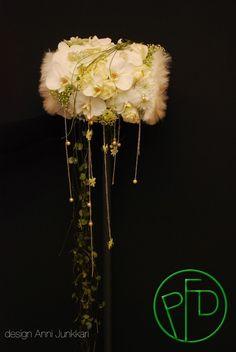 Kaunein morsiuskimppu 2014. The Most Beautiful Wedding Bouquet 2014. | Minna's Floral Blog