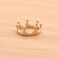 it - sterling silver simple TIARA ring, 3 colors Cute Jewelry, Jewelry Box, Jewelery, Jewelry Accessories, Fashion Accessories, Jewelry Making, Tiara Ring, Accesorios Casual, Love Ring