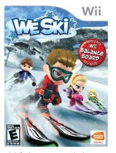 @Amazon.com: Video juego We Ski súper baratísimo para los regalos navideños