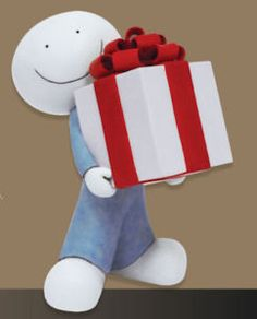 "Doug Hyde "" The Gift "" one for my collection perhaps"