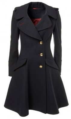 Sherlock's trench for women. YES, PLEASE More