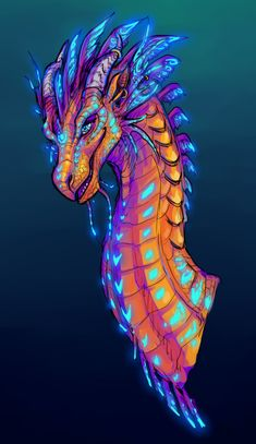 Image result for wings of fire hybrid dragons