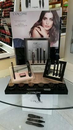 NEW Lancôme Hypnose Volume a Porter mascara in store now!  #Lancome #hypnose #harborough
