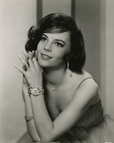 Classic Hollywood — Natalie Wood