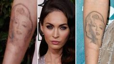Celebrity Tattoo Removal: Before and After #tattooforaweek #blog #tattoo #removal #before #after #celebrity