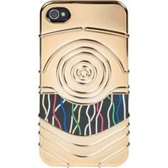 Power A Star Wars iPhone 4/4S Case - C-3PO
