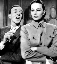 Fred Astaire and Cyd Charisse - Silk Stockings 1957