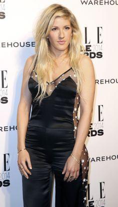 Elle Goulding Elle Style Awards, Ellie Goulding, Her Music, Singer, People, Singers, People Illustration, Folk