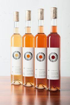 Oju Vinagre vinegar #packaging #spanishdesign by Senior Studi