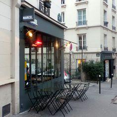 PARIS: Marcel, 1 villa Léandre 18ème