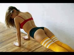 Top 10 Workout For Female Fitness Models...dont want to lose this again pinning it here