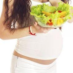 Menú para la semana 30 de embarazo. Dietas sanas y equilibradas para las embarazadas. Cómo controlar la alimentación durante el embarazo.