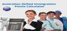 If you are planning to immigrate and work in Australia, then you need to know about Australian Skilled Immigration and its Points Calculator. Australia Visa, Work In Australia, Australia Immigration, Permanent Residence, Work Abroad, Calculator, How To Apply, Europe, Student