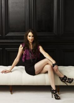 Lucy Hale Ashley Benson Shay Mitchell Troian Bellisario: Pretty Little Liars Promos Season 4 -19