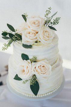 buttercream wedding cakes 19                                                                                                                                                                                 More