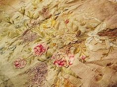 from a Japanese website with amazing pieces of needlework and Victorian fineries.  Wish I could read Japanese...