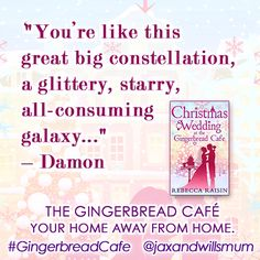 Damon from Christmas Wedding at the Gingerbread Cafe