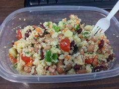 A Yummy Healthy Salad:)