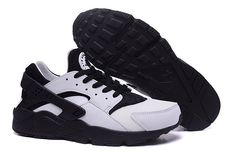 buy online 3f4ce 9901c Nike Air Huarache White Black 36-46-8111205 Whatsapp 86 17097508495 Huarache  Blanc