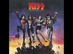 KISS - Detroit Rock City & it is all because how everybody feels about their FANS...