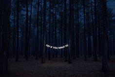 Illuminated Neon Sentences about Deep Feelings – Fubiz Media