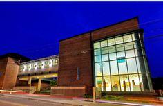 Turchin Center for the Visual Arts, Appalachian State University, Boone, North Carolina  www.turchincenter.org