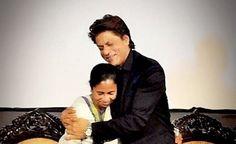 ममता ने अपनी छोटी कार से शाहरुख खान को पहुंचाया एयरपोर्ट