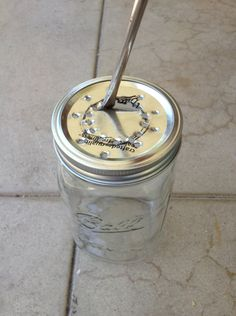 How to make mason jar lights « in.gredients
