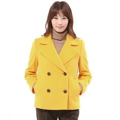 Double Short Coat