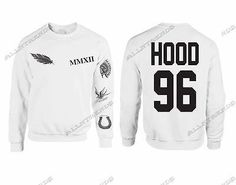 Calum Hood Sweatshirt Tattoos 5 Seconds Of Summer 96 Hood - ALLNTRENDSHOP