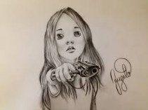 sad girl drawing wallpaper girl how to draw cute sad anime girl Crying Girl Drawing, Cry Drawing, Girl Drawing Easy, Girl Face Drawing, Drawing Faces, Easy Drawings Sketches, Tumblr Drawings, Sad Drawings, Sad Anime Girl